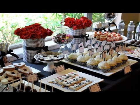 40th Birthday Party Ideas | Best Birthday Party Ideas