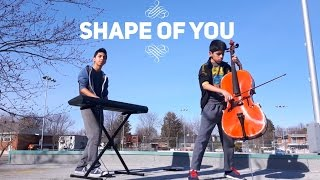 Ed Sheeran - Shape Of You | Piano & Cello