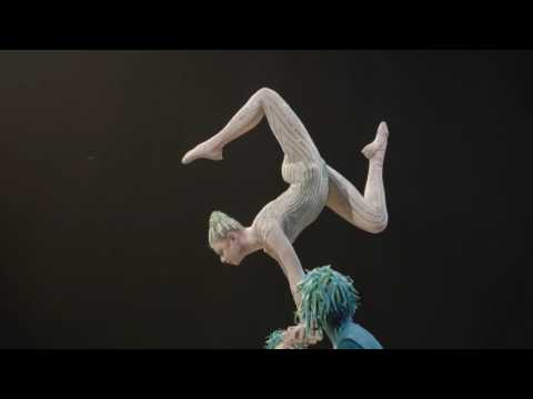 Cirque du Soleil 2017 Budapest