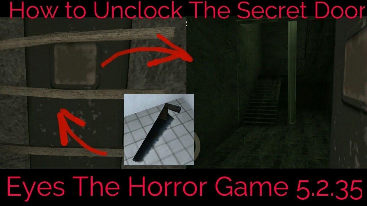 How to unlock the Secret Door using a
