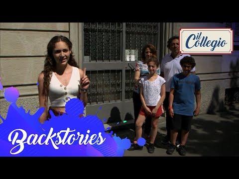 Backstories: Noemi Ortona - Il Collegio 3