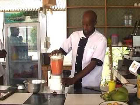 Masterchef Ahmed Jama cooking lesson with local food Somali