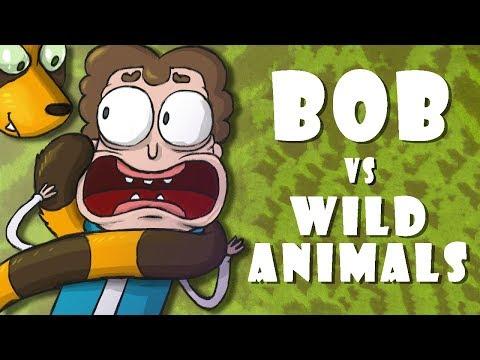 Bob vs Wild Animals (S1 - Ep.13)