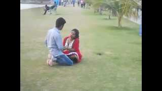 Brake Up Of A Sweet Couple In Kolkata Eco Park