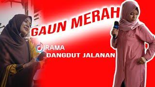 Download GAUN MERAH | NIA DIRGHA IRAMA DOPANG | DANGDUT JALANAN LOMBOK