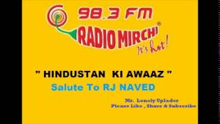 Rj Naved reply to Pakistan on Kashmir Remark  ( Radio Mirchi )