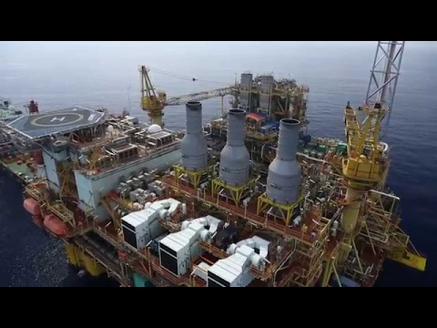 Shell Gumusut-Kakap: Delivering deep-water energy