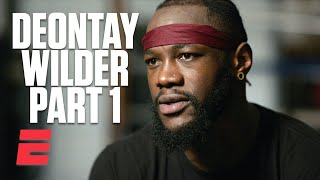 Deontay Wilder Conversation Part 1: Tyson Fury 1 recap, rematch preview | Boxing on ESPN