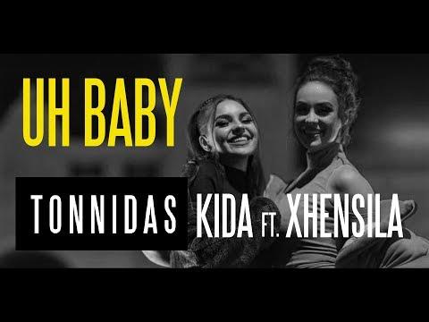 INSTRUMENTAL KARAOKE : Kida ft. Xhensila - Uh Baby (Lyrics)