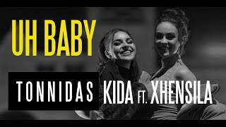 INSTRUMENTAL KARAOKE : Kida ft. Xhensila - Uh Baby (Lyrics)