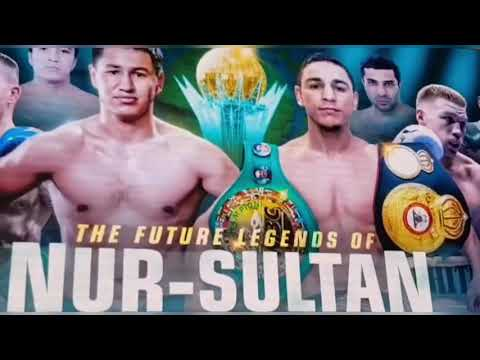 The future of boxing - Kazakhstan in the House