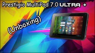 Prestigio MultiPad 7.0 Ultra + (Unboxing)