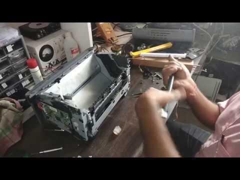 Printer  Repairing Part 2