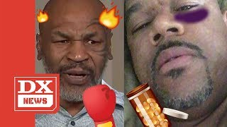Mike Tyson Replies To Wack 100 On Instagram After Podcast Situation Over Tupac Slander