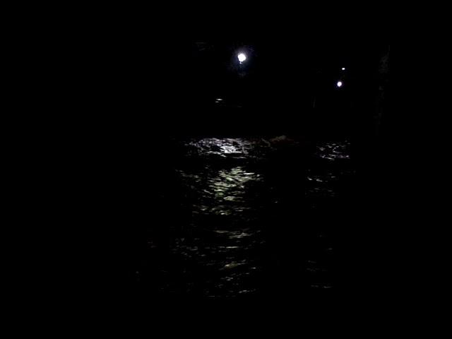 STORM DENNIS Flooded River Slitrig in Hawick