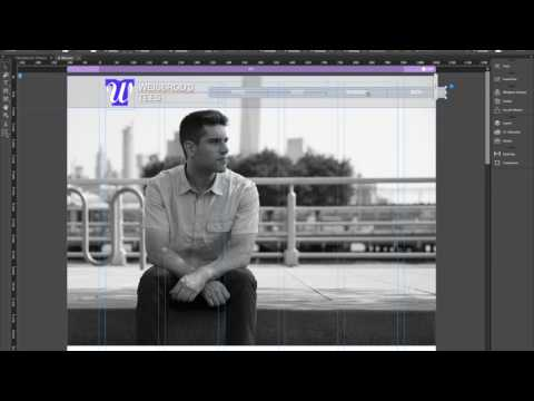 Using the Menu Widget in Adobe Muse