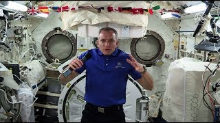 Sunsets - Questions and answers with David Saint-Jacques live from space