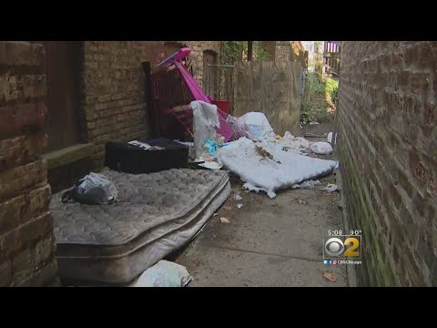 South Shore Residents Steamed About Garbage Pile-Up