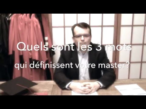 Master 2 - Finance et Asset Management EMS - Salon des Masters 2016