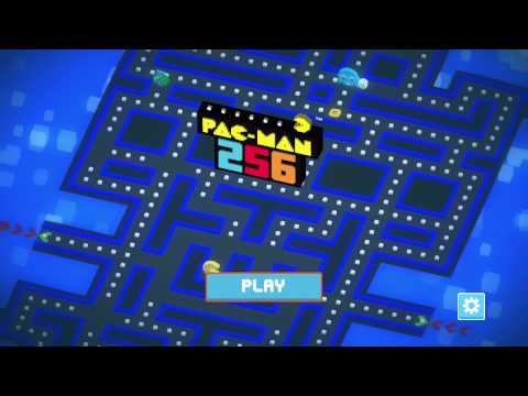 Pac-Man 256 [PS4 Gameplay]