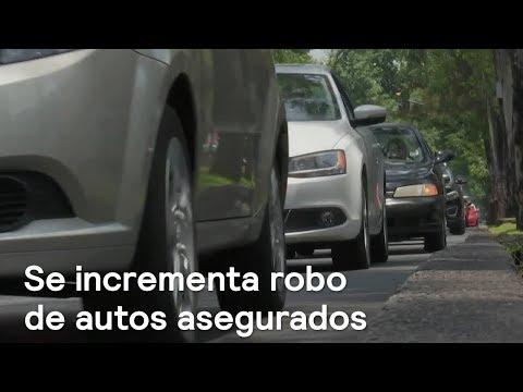 Aumenta el robo de autos asegurados en México - Despierta con Loret