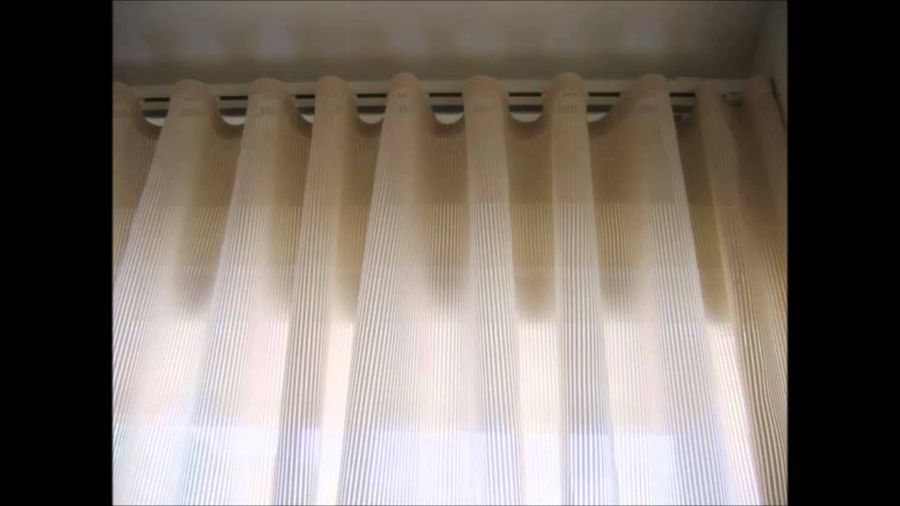 Blinds Production Presents Ripple Fold Drapes Youtube