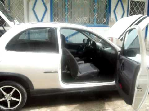 Venta De Autos Usados >> Chevrolet - Corsa coupe - 1999 - compresucarro.com - YouTube