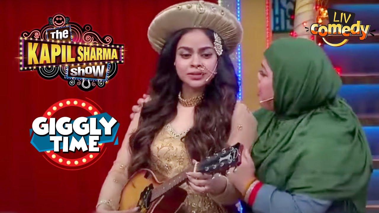 "Download ""Deepika"" को ""Alia"" ने क्यों दी पानी Save करने की Advice? | The Kapil Sharma Show | Giggly Time"