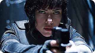 ghost in the shell teaser trailer 1 5 2017 scarlett johansson movie
