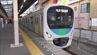 西武30000系38118F 各駅停車 西武新宿ゆき 新所沢発車
