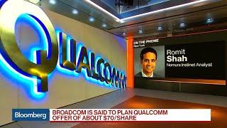 Why a Broadcom-Qualcomm Deal Makes Sense