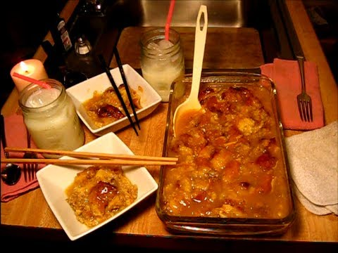 How To Make Soul Food Bread Pudding