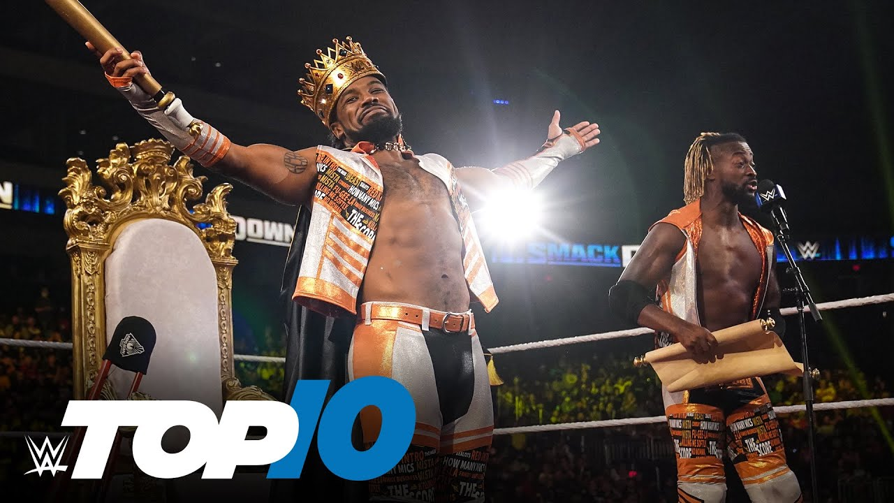 Download Top 10 Friday Night SmackDown moments: WWE Top 10, Oct. 22, 2021