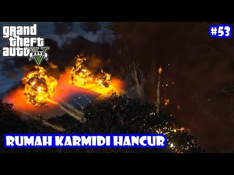 Awal Kehancuran Karmidi #53 - GTA 5 Real Life Mod Indonesia