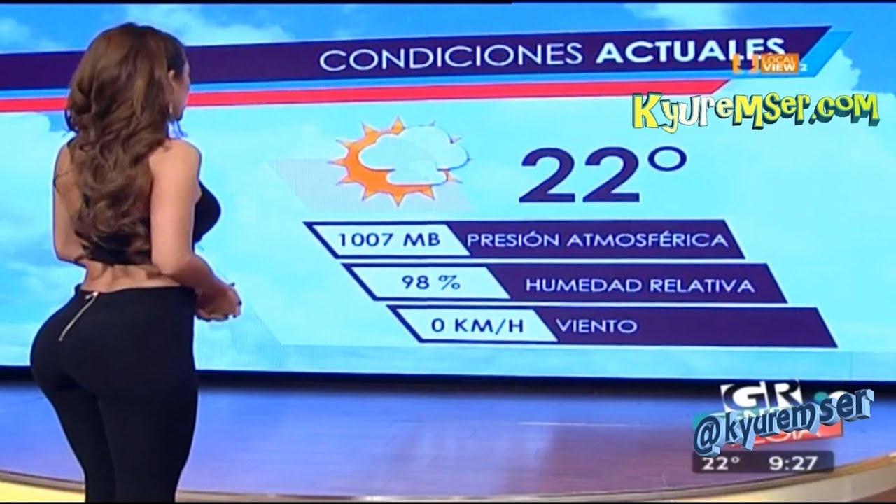 Yanet Garcia | Clima - YouTube