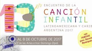13º Encuentro de la Canción Infantil - .Córdoba.ar