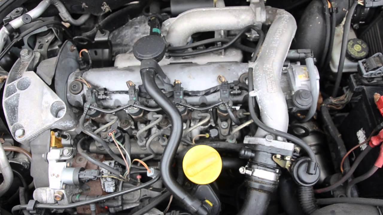 Двигател за Renault Megane 19 dCi, 120 кс, комби, 2003