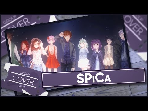 Hatsune Miku (Toku)「SPiCa」 - Group Cover [Japanese Version]
