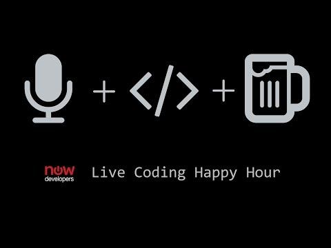 Exploring Flow Designer and IntegrationHub - Live Coding Happy Hour for 2017-11-17