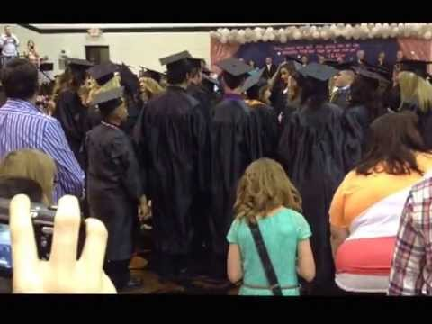 PURDY HIGH SCHOOL CLASS OF 2013 GRADUATION HARLEM SHAKE