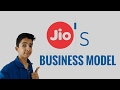 Jio's Business Model- How Jio was able to provide Free Internet Access?(Hindi)