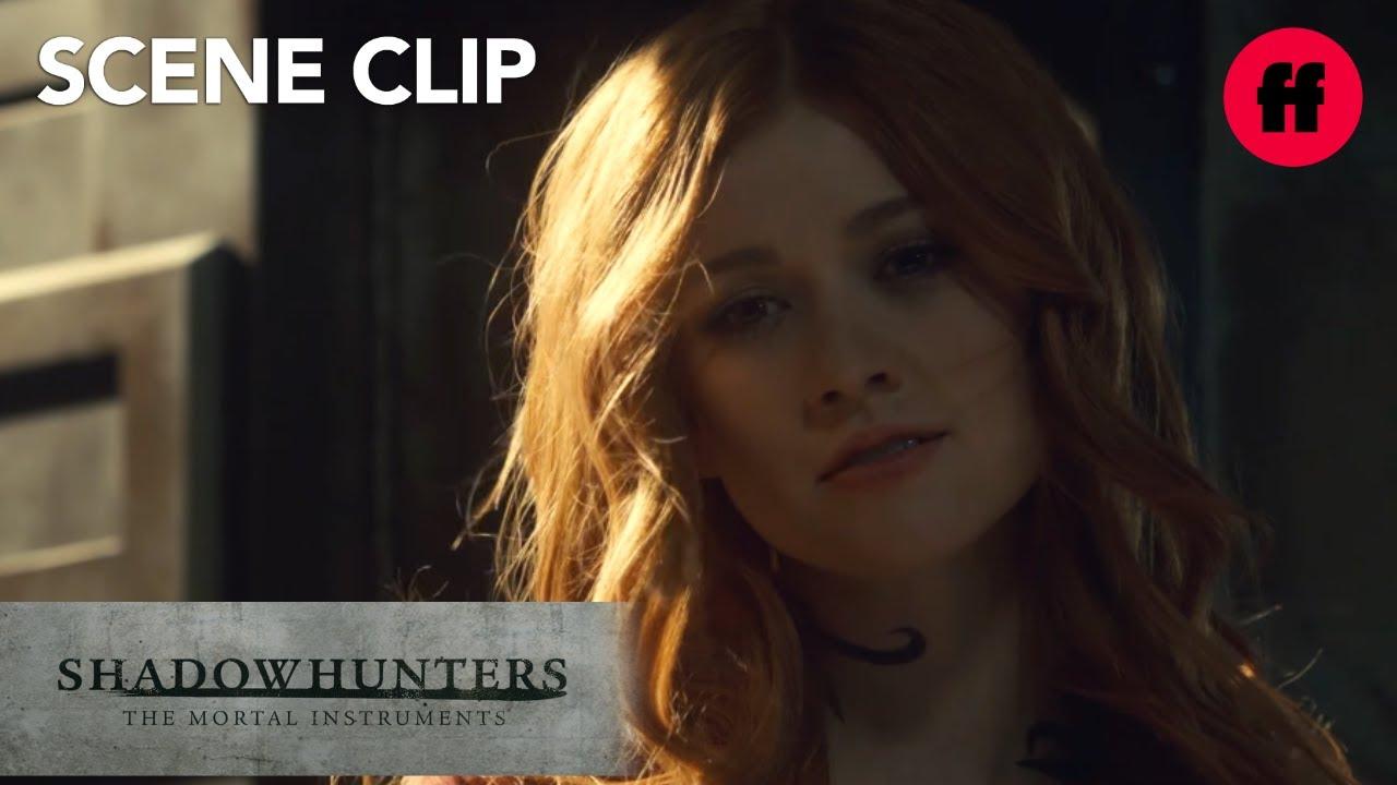 Download Shadowhunters   Season 3, Episode 9: Clary Kills Valentine, Again   Freeform