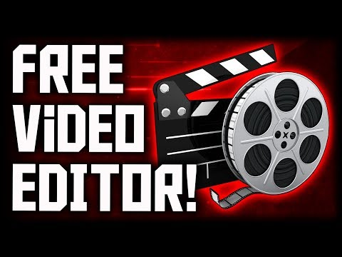Best FREE Video Editing Software 2018 - Best Video Editing Software For Free & Video Editing Tips