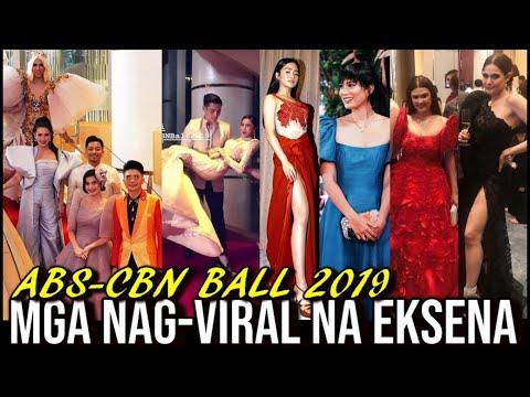 Mga Nag-VIRAL na EKSENA sa ABS CBN BALL 2019
