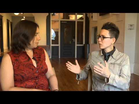 Sarah Schulman on QuAIA and Activism - YouTube