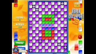 Super Collapse! 3 (2006, PC) - Puzzle 1 of 6: Levels 01~20 [720p50]