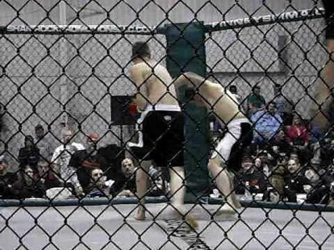 Amateur MMA ANDREW SCHNEIDER vs TERRY GAZAWAY