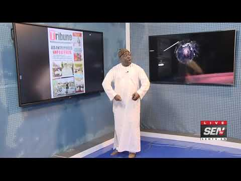 La revue  des titres avec  Fabrice Nguema du vendredi  3 Avril 2020