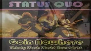 Status Quo- Going'Nowhere(Ir a Ningún Lado)SUBTITULOS en Español