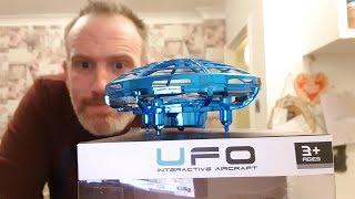 UFO Mini Drone Review